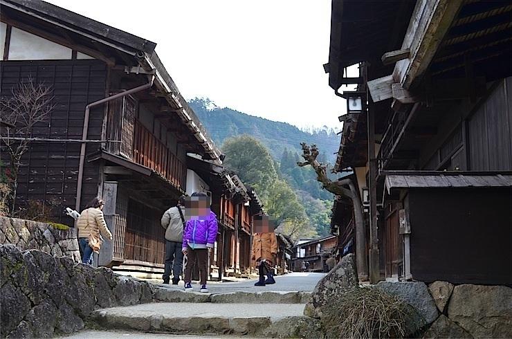 Tsumago juku, Nagiso, Nagano. Nakasendo Trail.