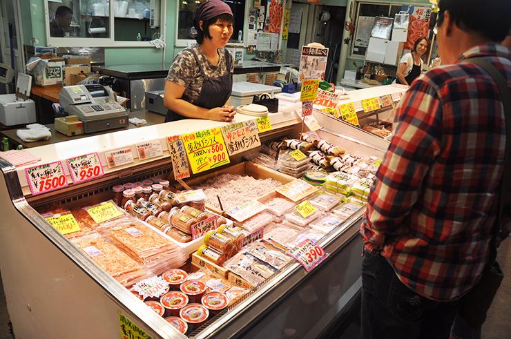 shimizu fish market kashi no ichi Uoichiba Shokudo all you can eat maguro