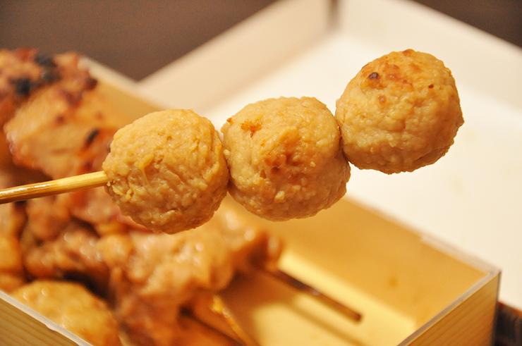 Stadium food: Yakitori chicken bento box