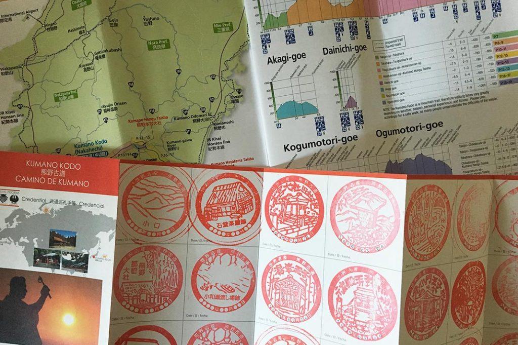 Kumano Kodo Hiking self guided hike made easier with the comprehensive maps