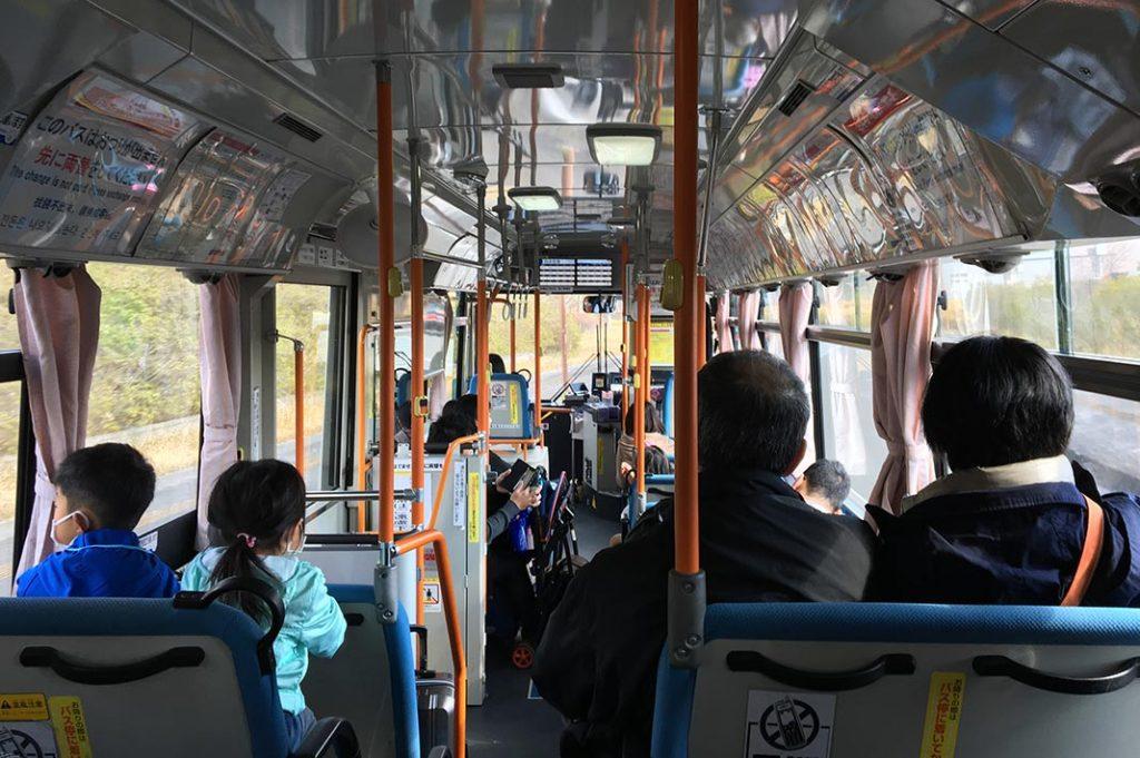 On the way to Takijiri from Shirahama station