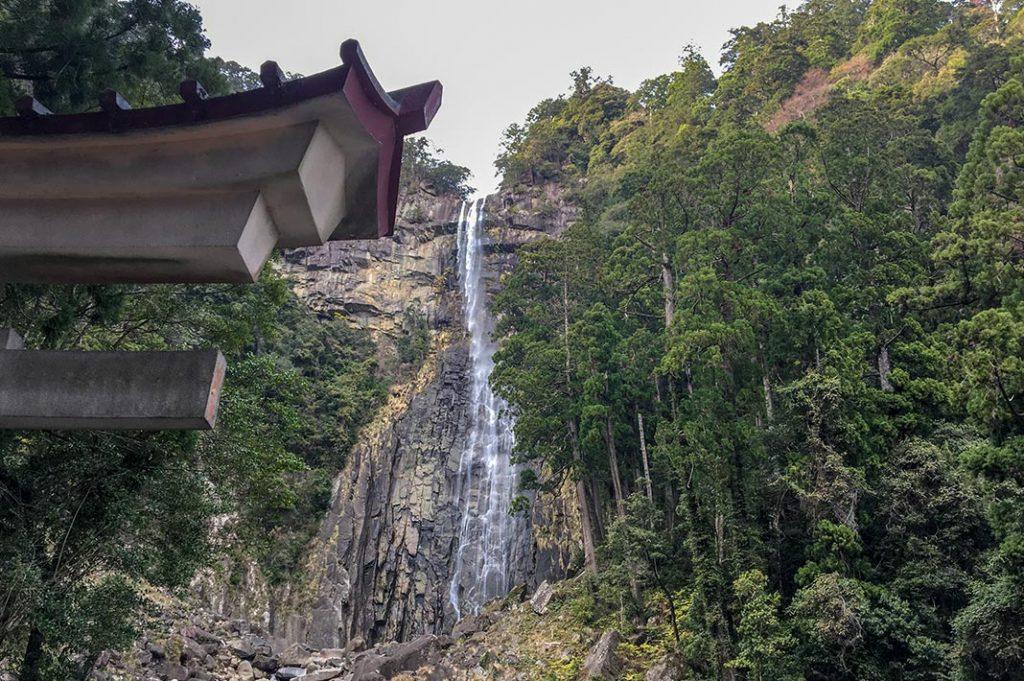 Nachi Falls waterfall
