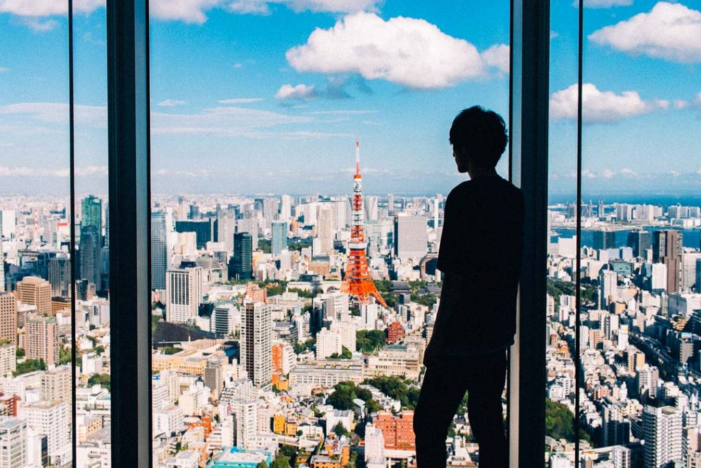 photo spots in tokyo: the most instagrammable places in tokyo