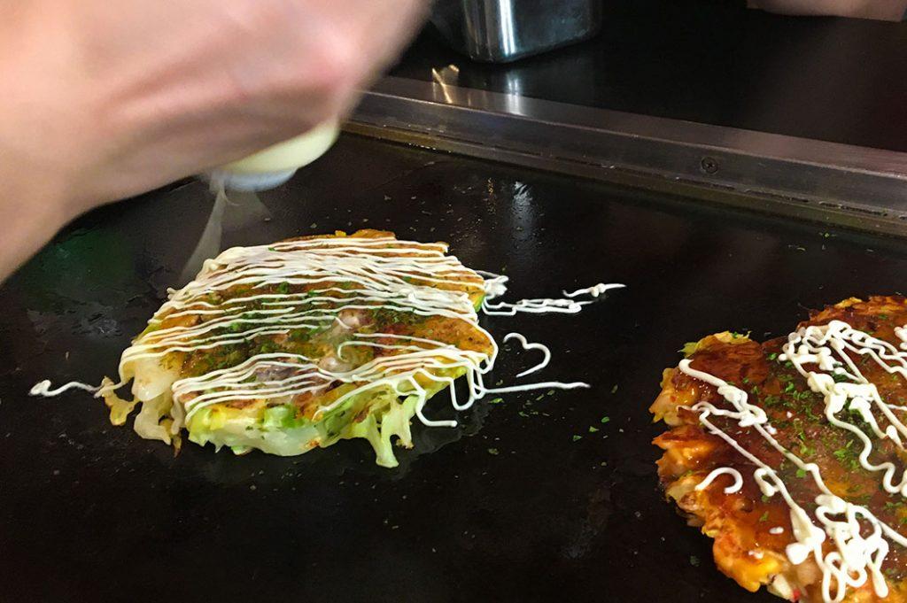 Sakura Tei Okonomiyaki