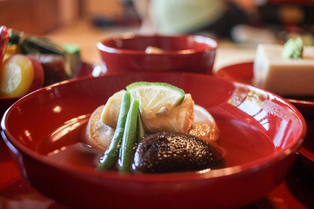 Shojin Ryori: Buddhist vegetarian cuisine