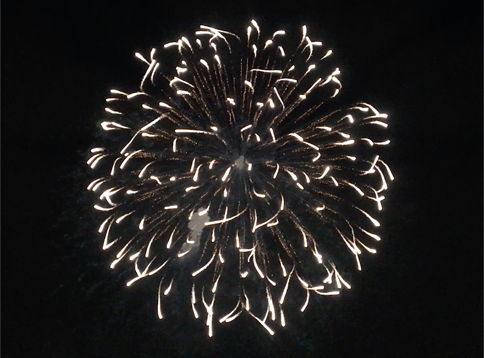 Tamagawa Fireworks Festival futakotamagawa