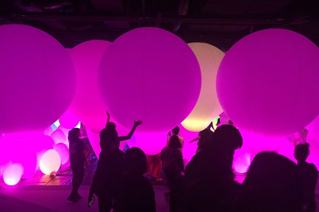 TeamLab Borderless, teamlab tokyo, tokyo digital art museum, mori digital art museum, teamlab odaiba