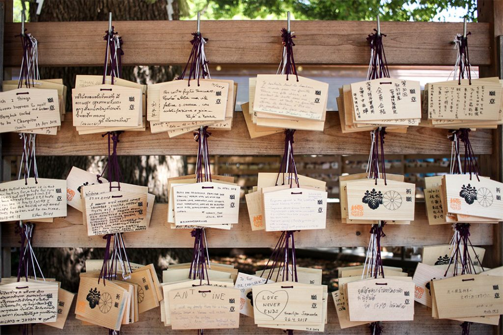 touring harajuku - visiting meiji jingu shrine