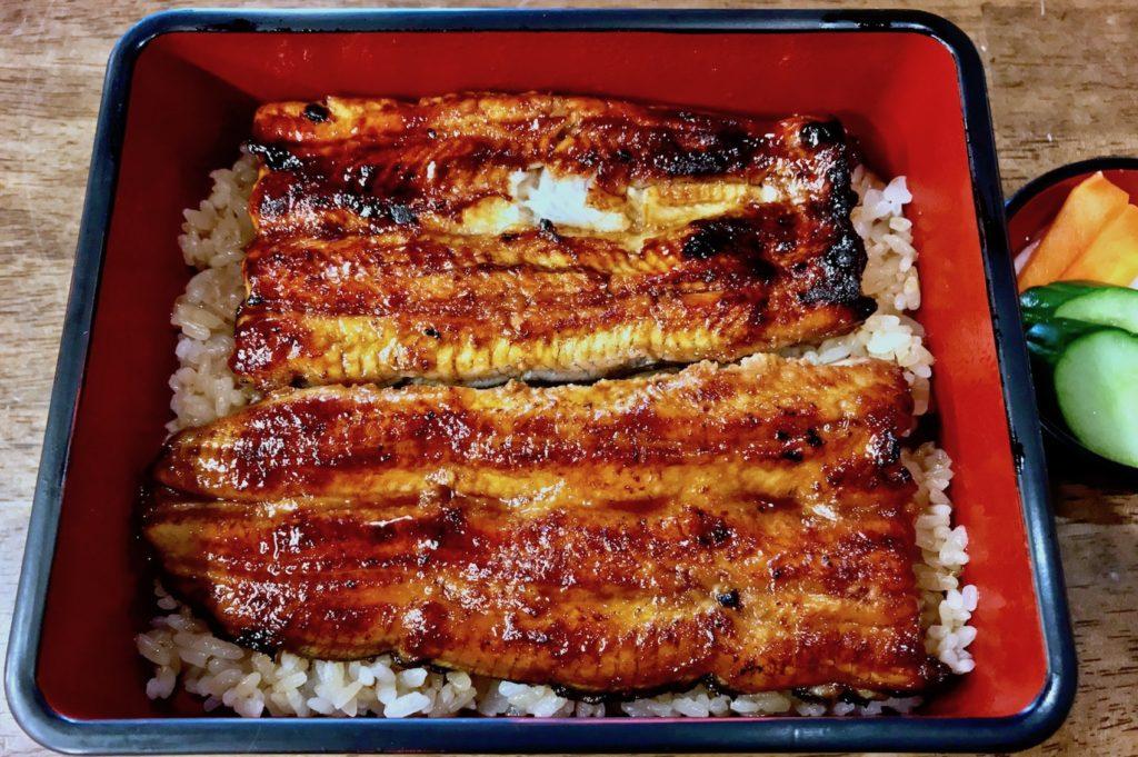 An ideal Narita day trip meal