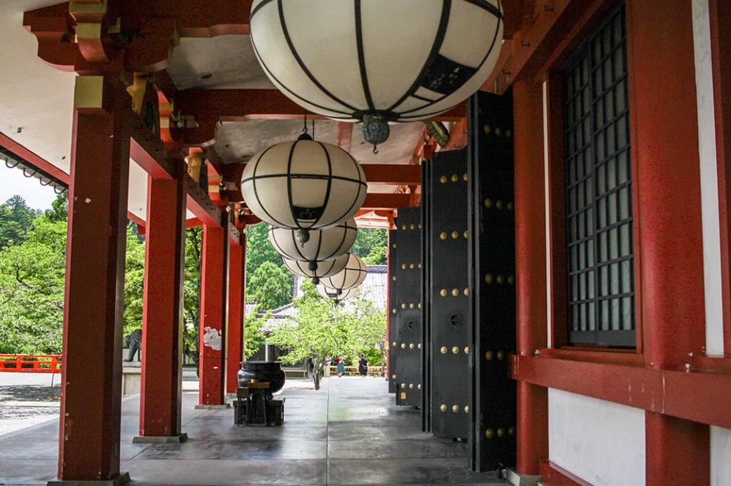 Kibune Kurama Hike - Kurama dera Temple