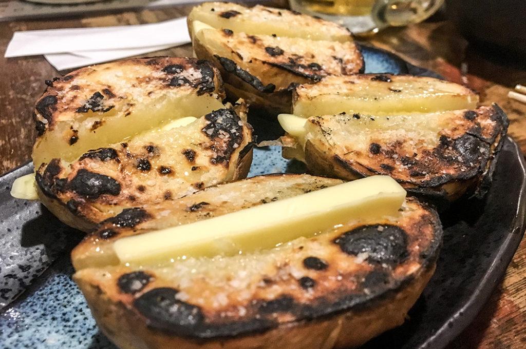 Hokkaido Potato