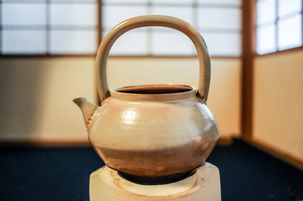 Uji's Taihoan tea ceremony in Kyoto