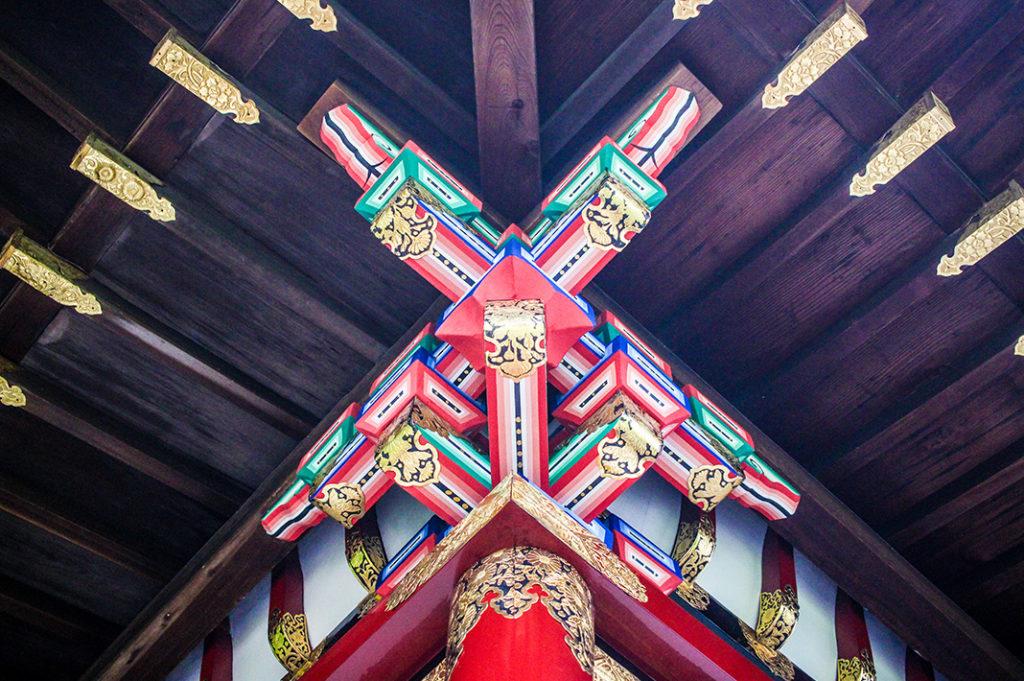 Kodaiji Temple in Higashiyama ward