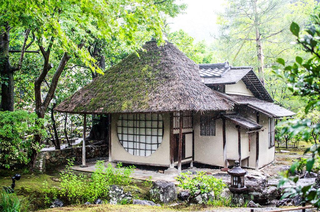 Teahouse at Kodaiji Temple, Higashiyama ward