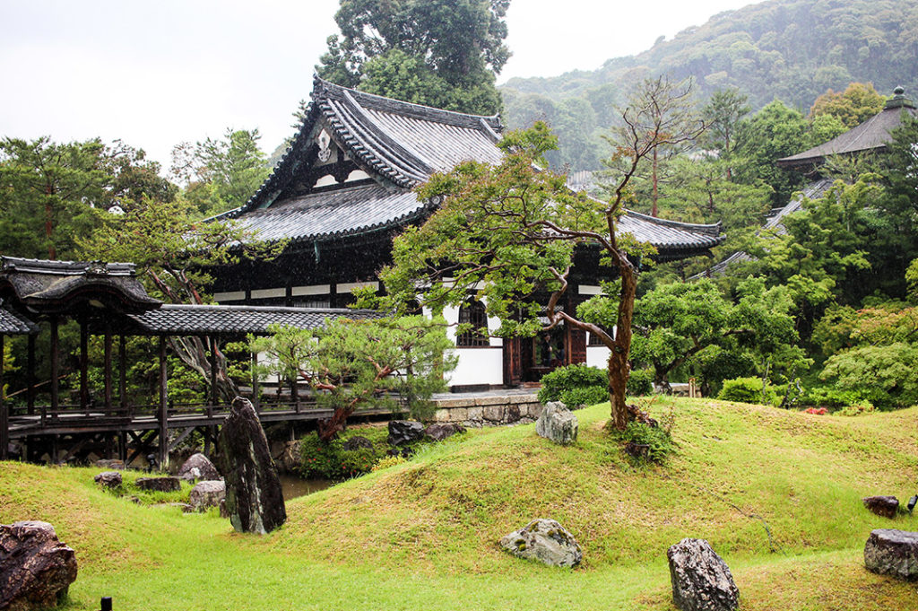 Stunning Gardens and Structures at Kodaiji Temple. One of my favourite temples in Higashiyama ward