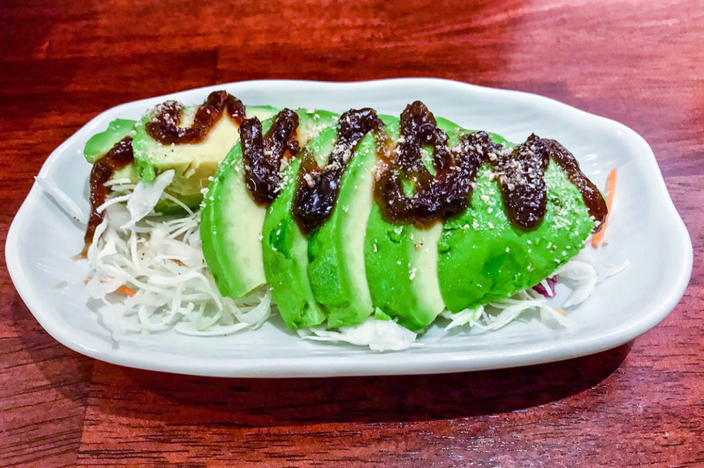 A fun dish to try at Suiba