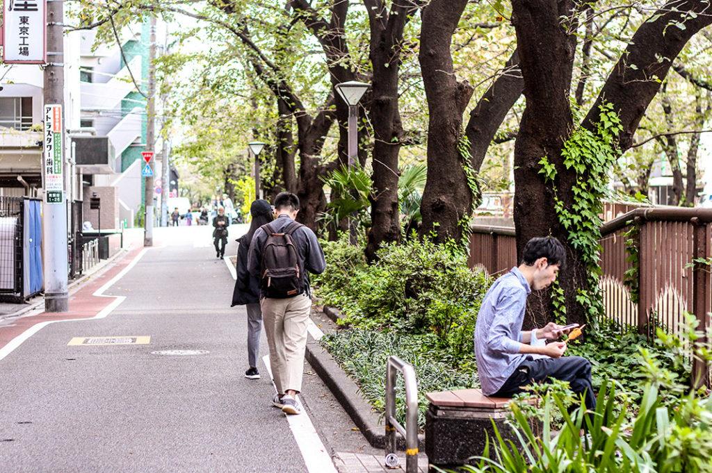 This Nakameguro tour follows the Meguro River through the neighbourhood