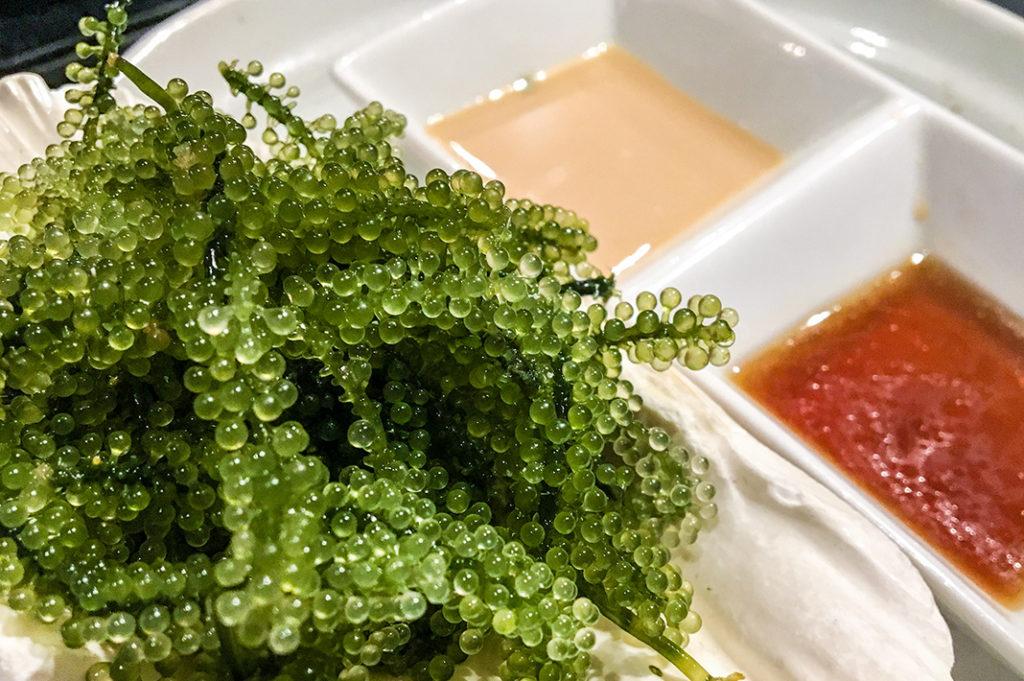 Umi-budo at Shinjuku restaurant Okinawa Paradise