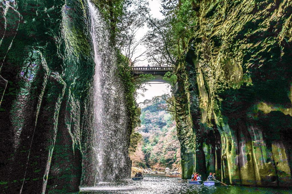 Takachiho Gorge, Kumamoto, Kyushu