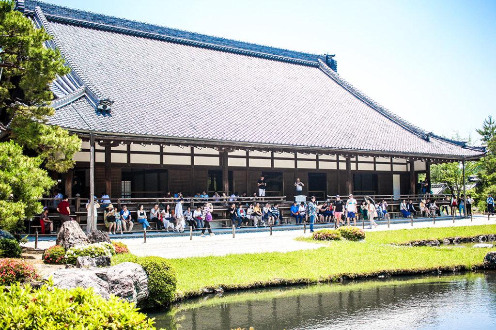 Tenryuji Temple in Arashiyama