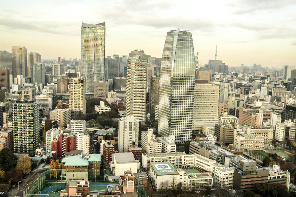 The end of your Tokyo Tour Trek is the perfect spot to pick out your next destination.
