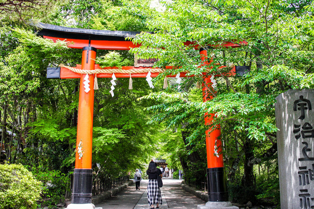 Ujigami Shrine is the oldest Shinto Shrine in existence, dating back to 1060.