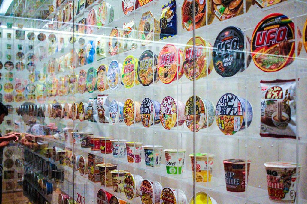 Yokohama Cup Noodles Museum