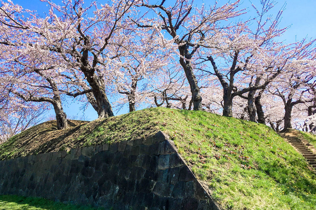 Goryokaku is a historic fort with romantic views