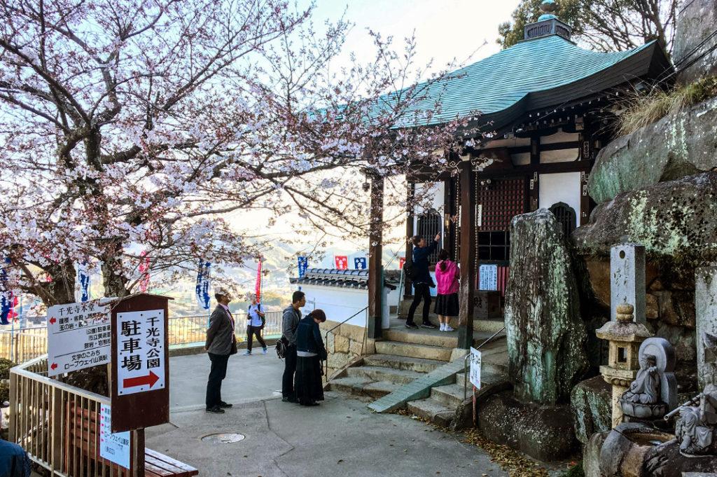 The Onomichi Temple Walk