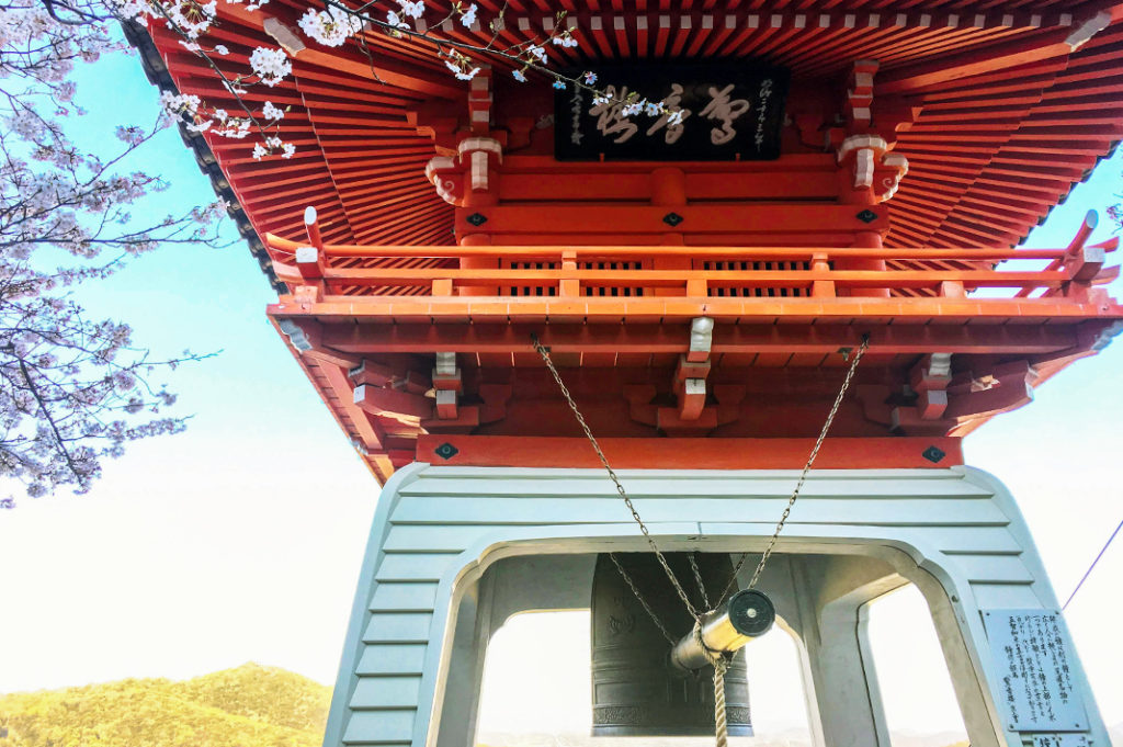 Further along the Onomichi Temple Walk