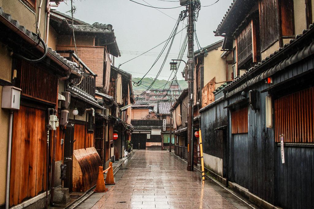 Kyoto Walking Route