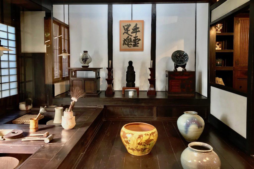 Ceramics by Kawai Kanjiro, Kyoto