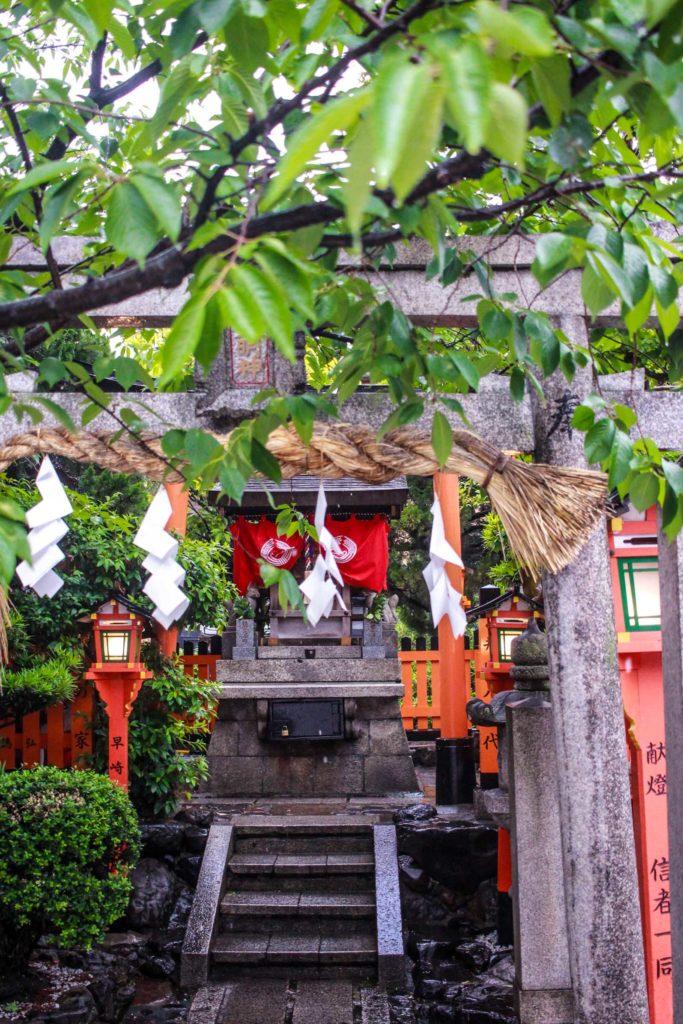 Gion Tatsumi Shrine