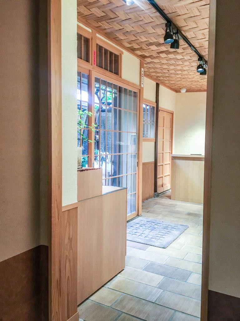 Inside Tsuburano, Higashiyama