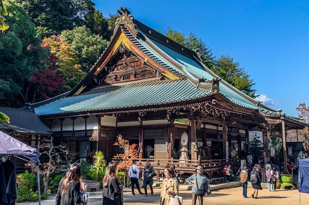 Daisho-in Temple on Miyajima