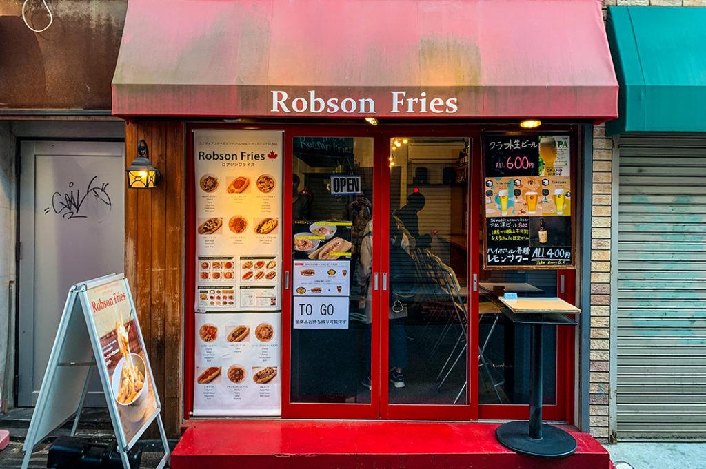 Tokyo has plenty of International food options from Italian to Ethiopian to Poutine