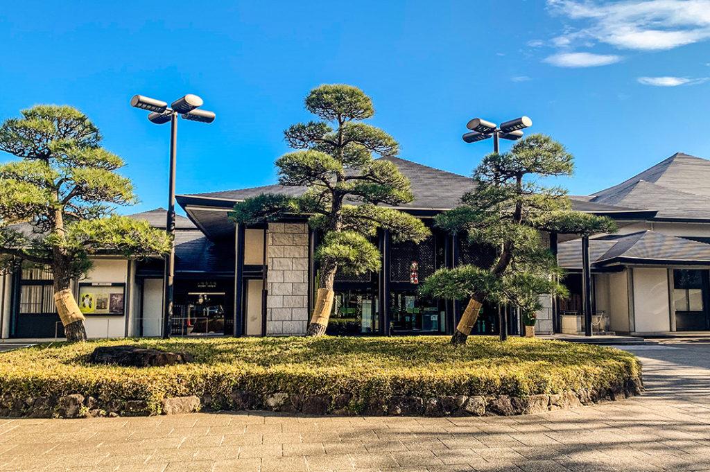 National Noh Theatre Tokyo
