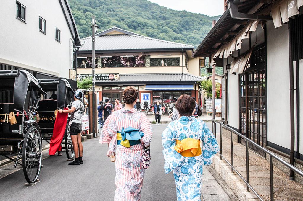 kimono rental japan