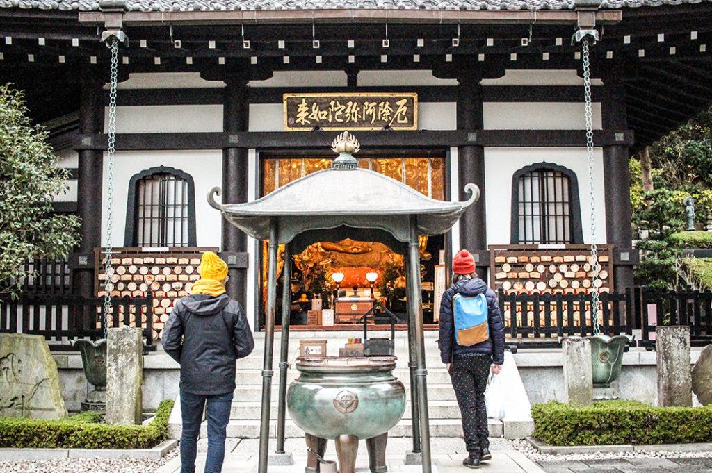 Hasedera is one of the top attractions in Kamakura