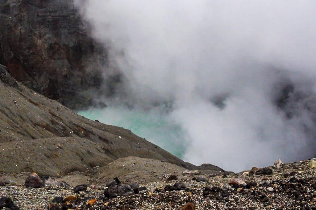 Mount Aso in Kumamoto, one of Kyushu's natural wonders