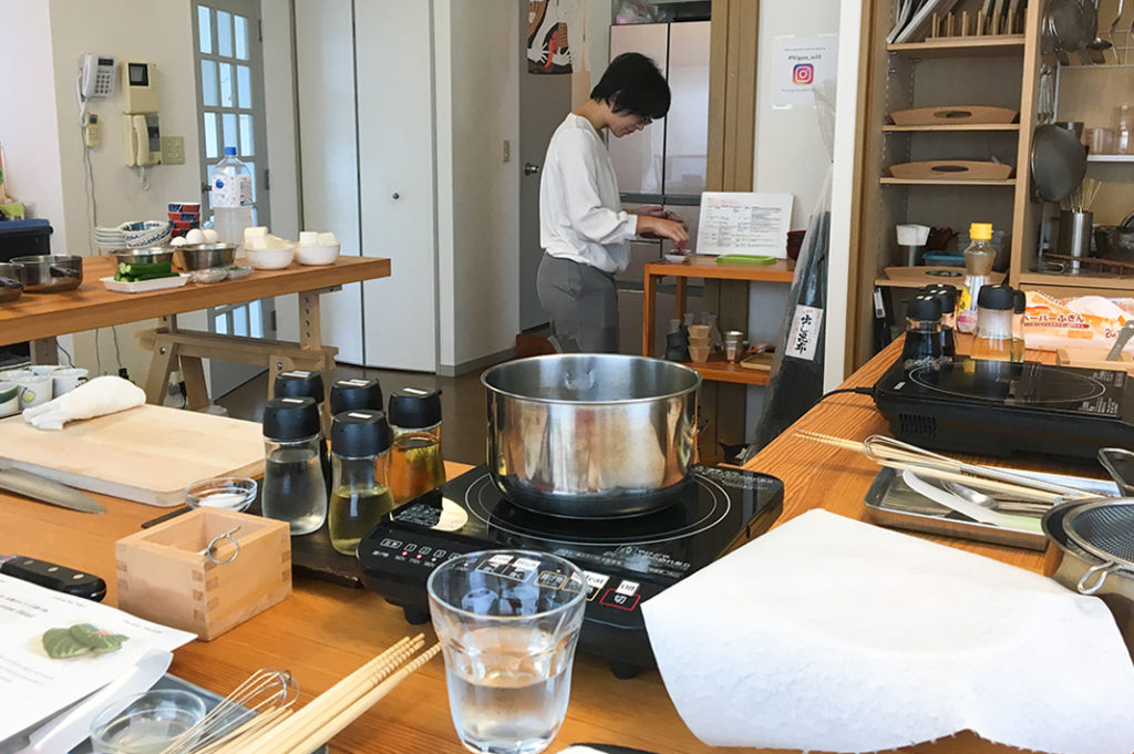 Cooking classes in Tokyo