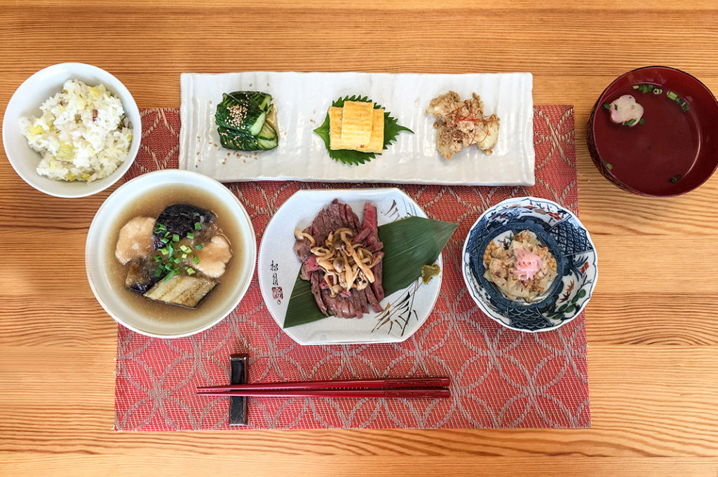 Kaiseki cooking classes in Tokyo