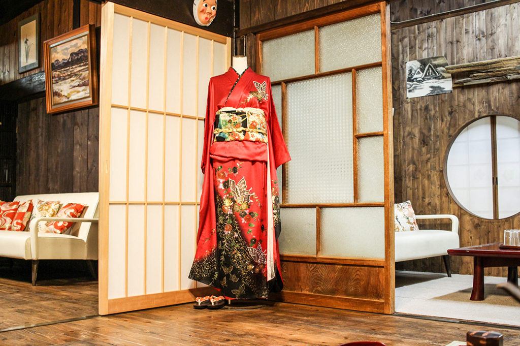 A Minshuku (Japanese bed and breakfast) is a great way to get closer to nature, tradition and the locals.