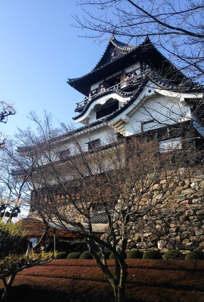 Inuyama Castle, a historical Aichi attraction