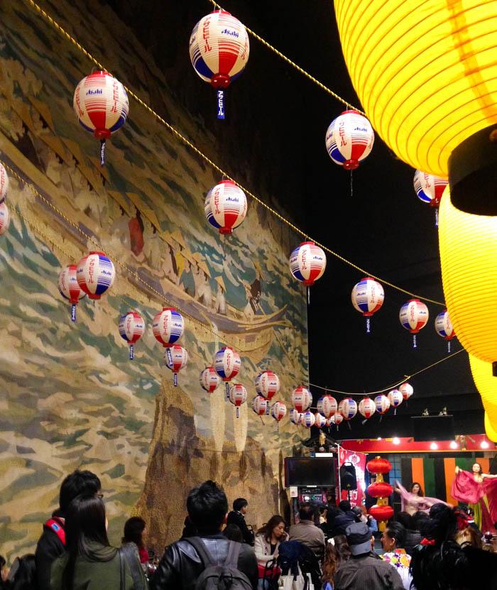 Explore Showa Yokocho in Inuyama during a day trip from Nagoya