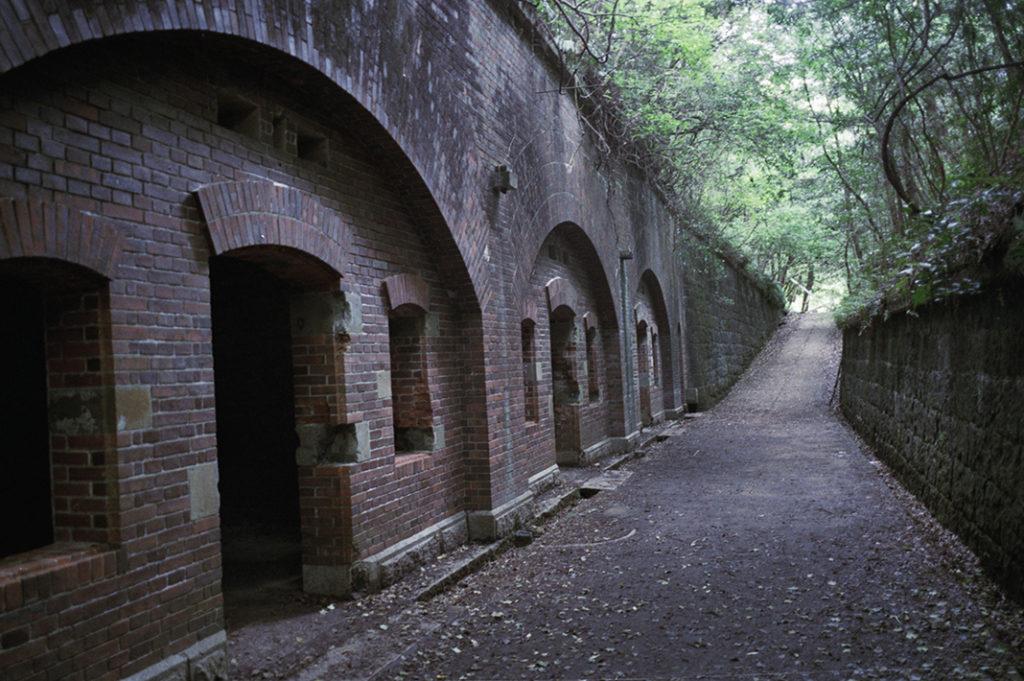Tomogashima Fortress