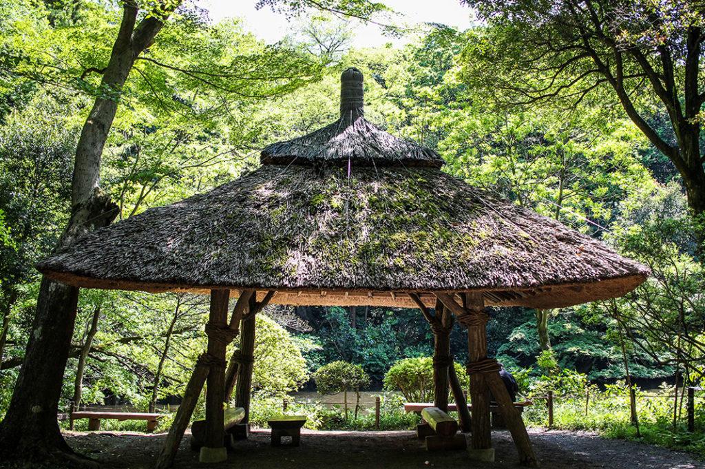 Meiji Jingu Inner Garden is a secret garden within the Meiji Shrine complex offering tourists a restorative sojourn amidst their busy sightseeing plans.