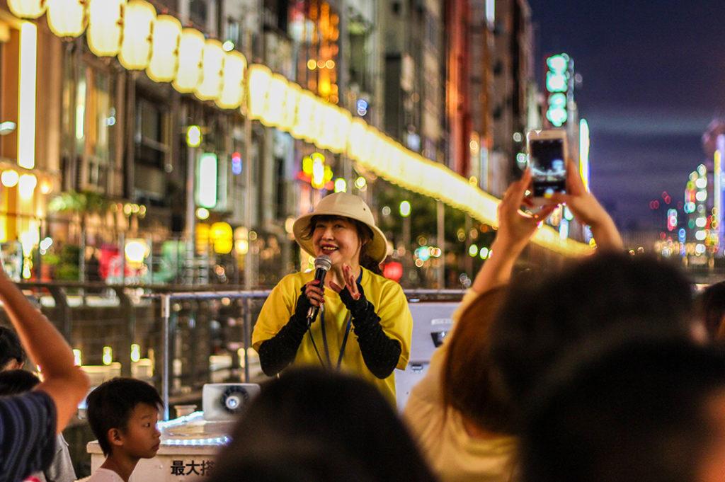 Things to do in Osaka: a Dotonbori River Cruise