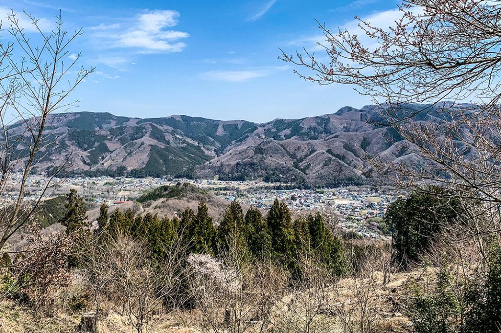 Views from Hodosan in Saitama