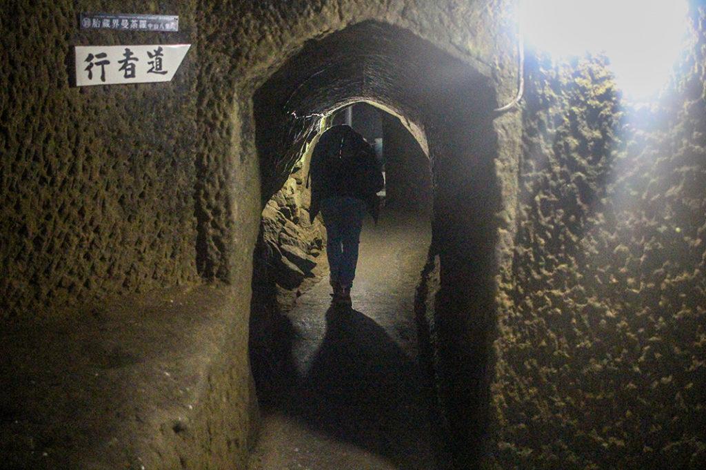 Taya Caves in Kanagawa